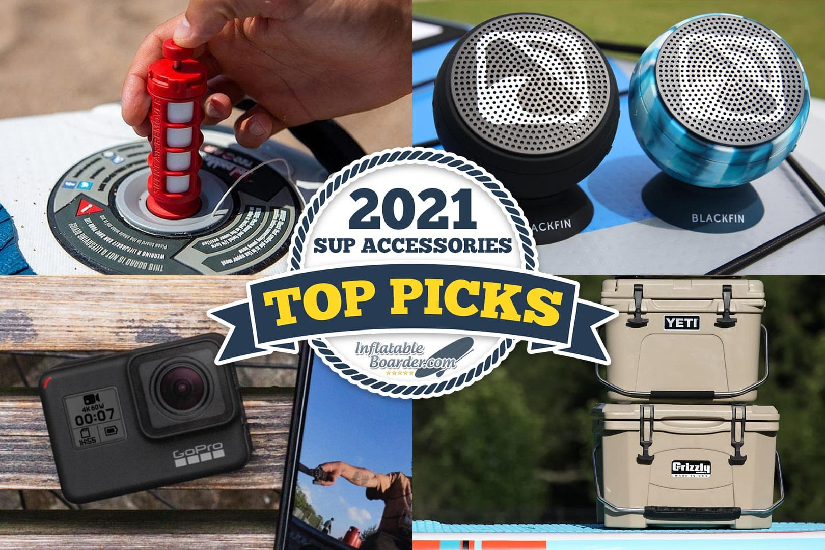 Top Picks for Best SUP Accessories Compared