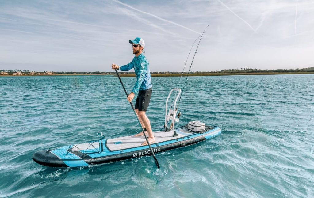 BLACKFIN SUP Fishing Rack