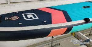 GILI Komodo Inflatable SUP Traction Pad