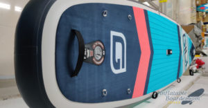 GILI Komodo Paddle Board Top