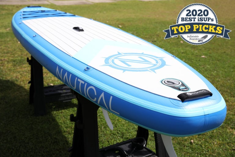 "iROCKER Nautical 10'6"" SUP"