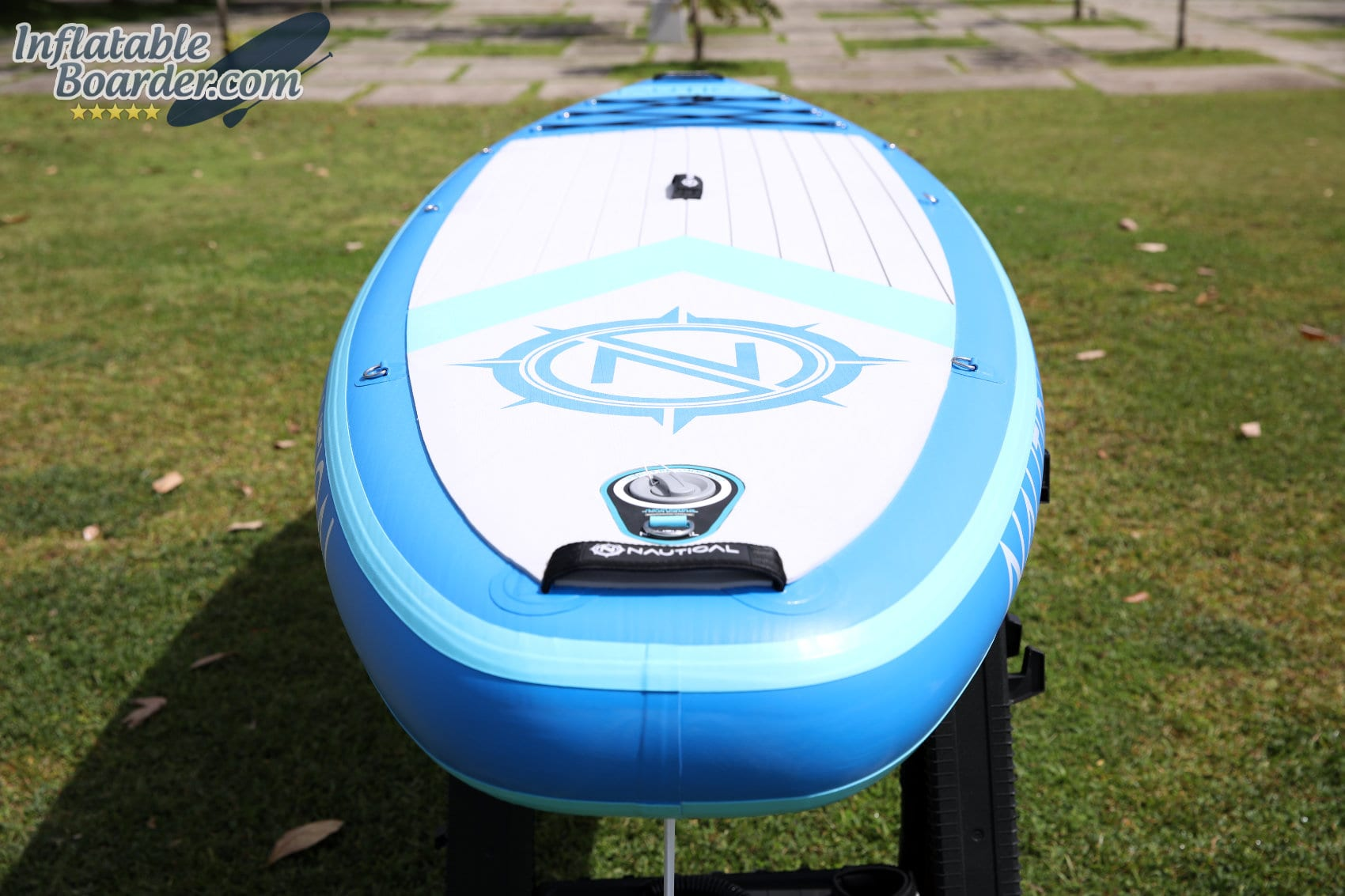iROCKER Nautical Inflatable SUP Board