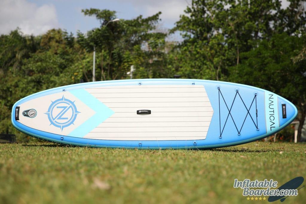 """Nautical 10'6"""" Inflatable SUP"""