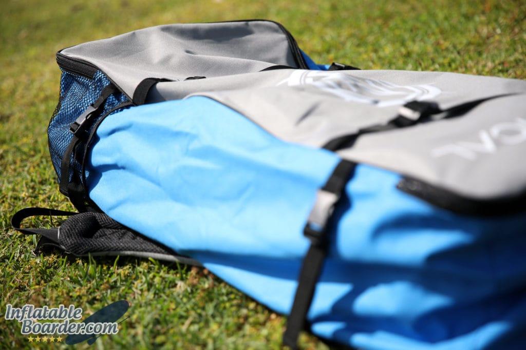 Nautical Backpack Side