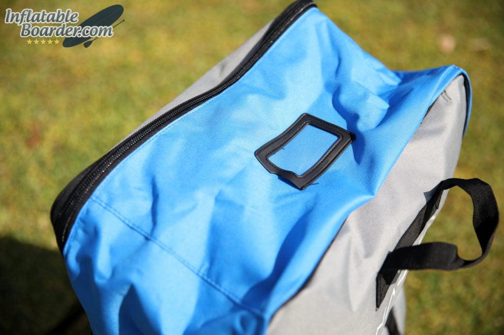 Nautical Backpack Top