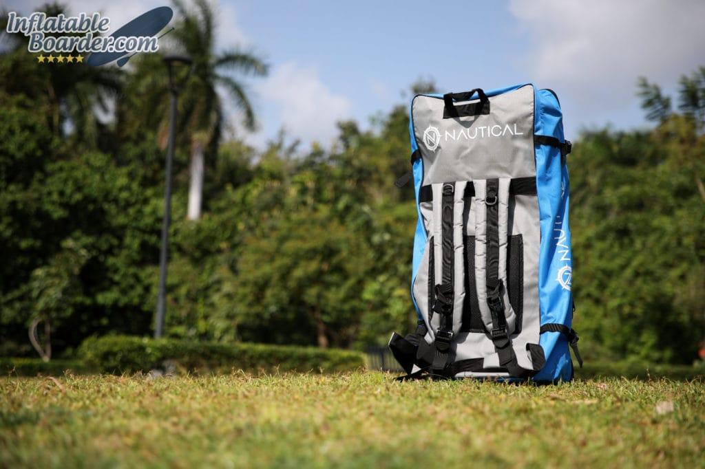 Nautical Carry Bag Back