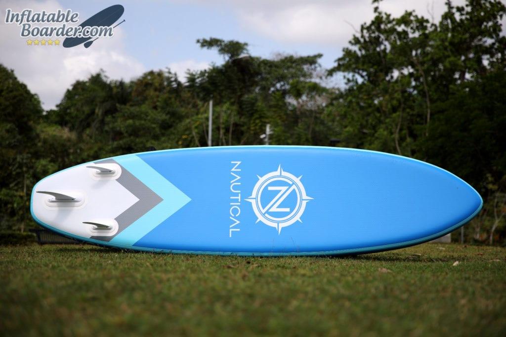 Nautical Inflatable SUP Bottom