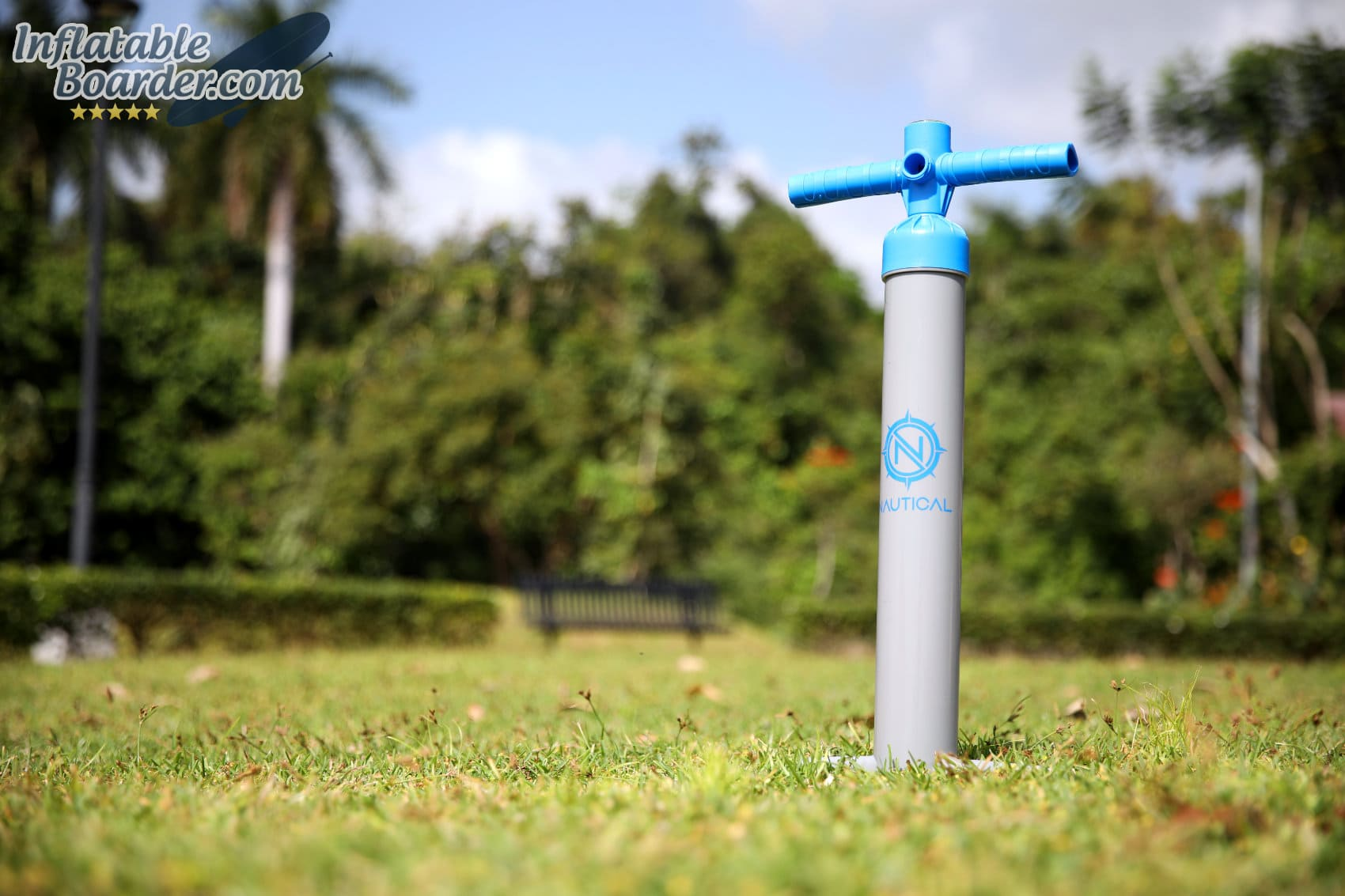 Nautical SUP Hand Pump