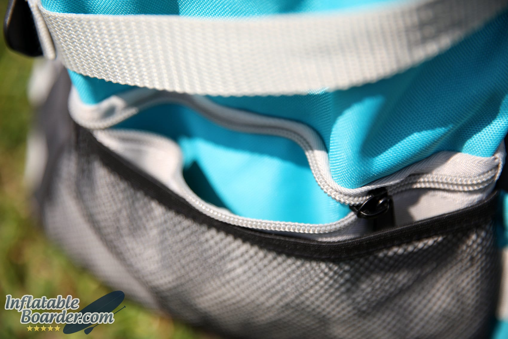 Bag Mesh Pocket