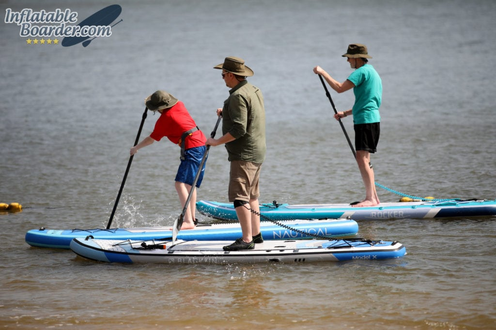 BLACKFIN SUP Group Paddle