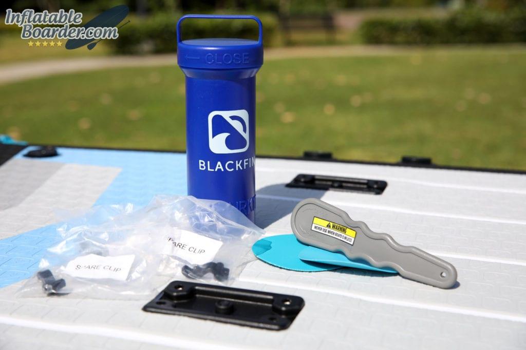 BLACKFIN XL Inflatable Paddleboard Repair Kit