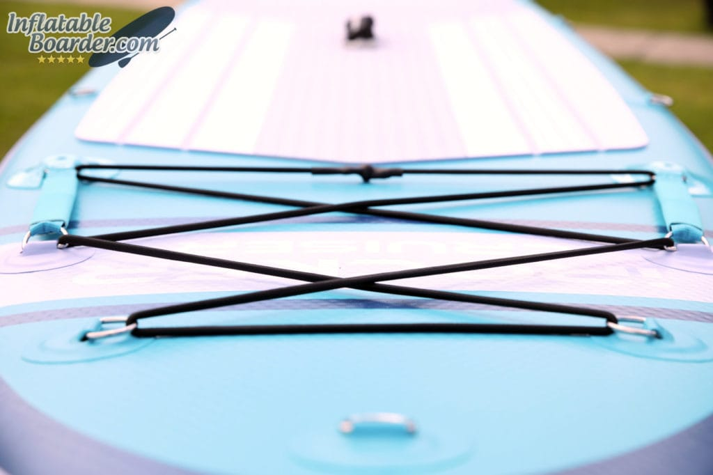 Front SUP Bungee Storage