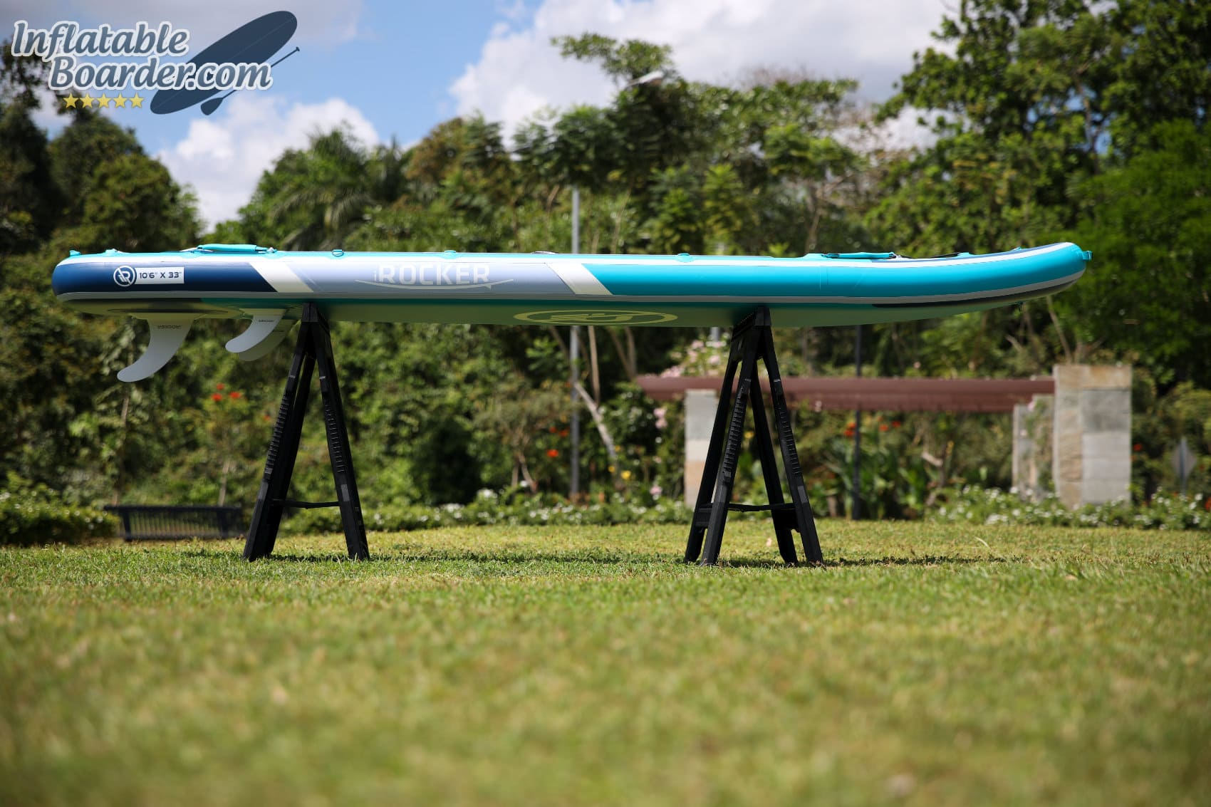 iROCKER CRUISER SUP 2020 Side