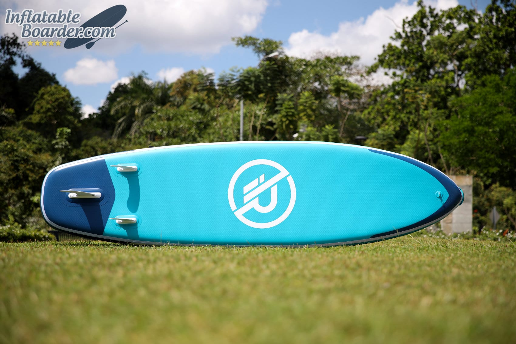 iROCKER CRUISER SUP Bottom