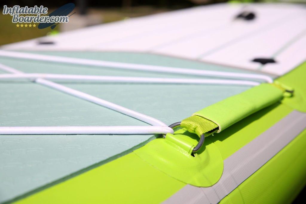 iROCKER SUP ALL-AROUND 11' Safety Handle Closeup