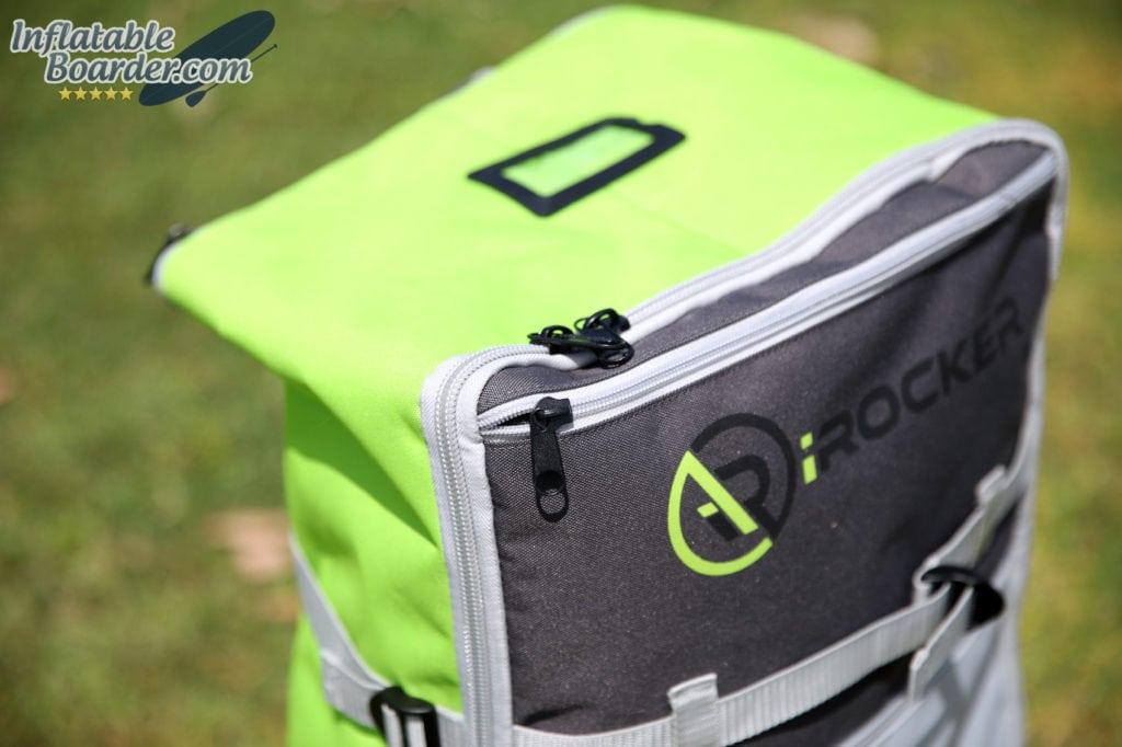 iROCKER SUP Backpack Top