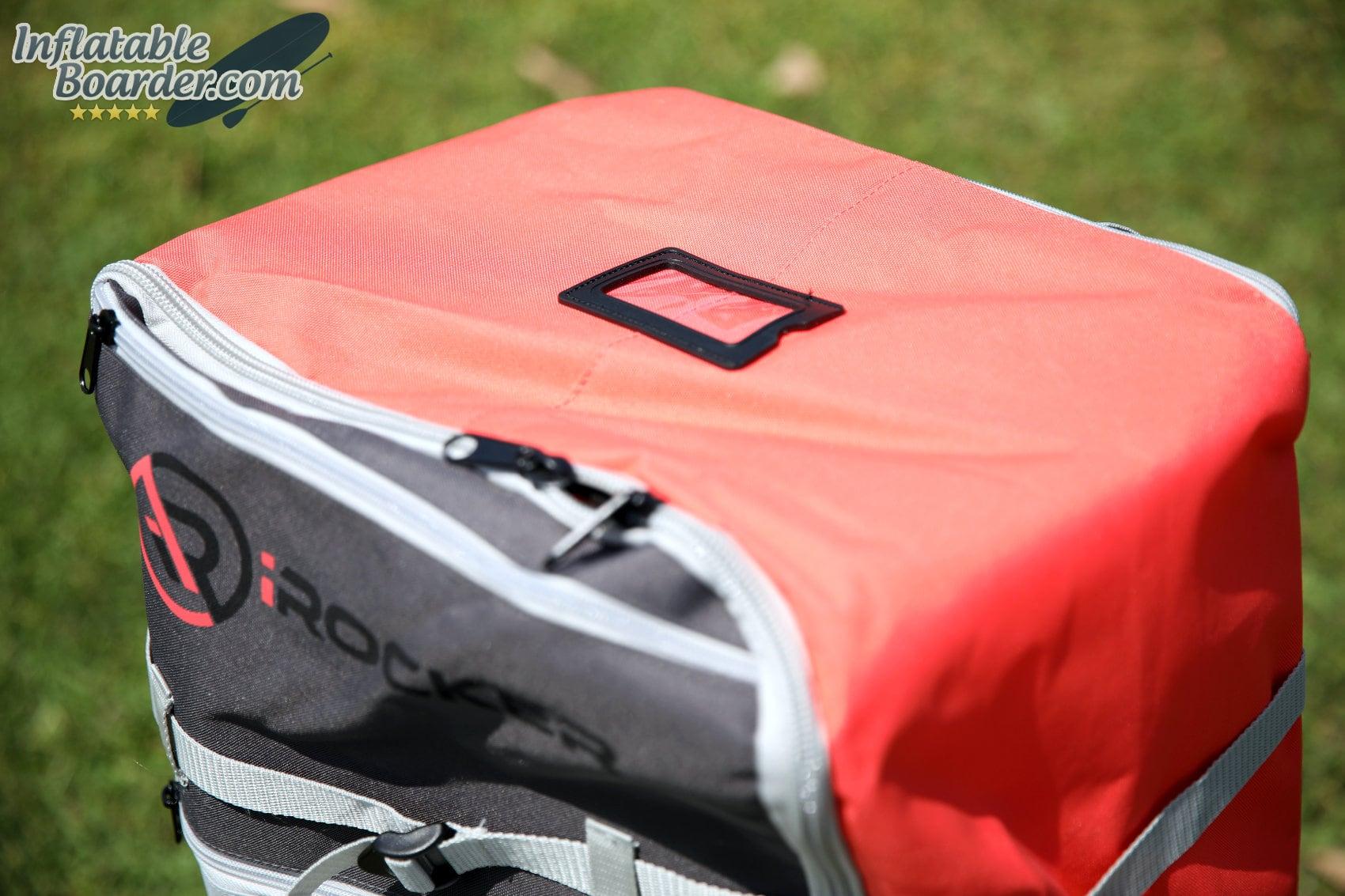 iSUP Backpack Top