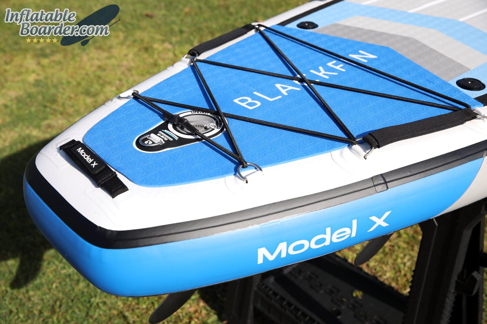 Model X Tail