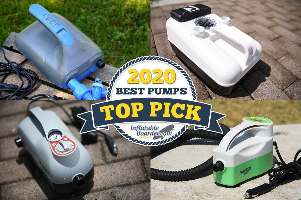 2020 Best iSUP Electric Pump Reviews