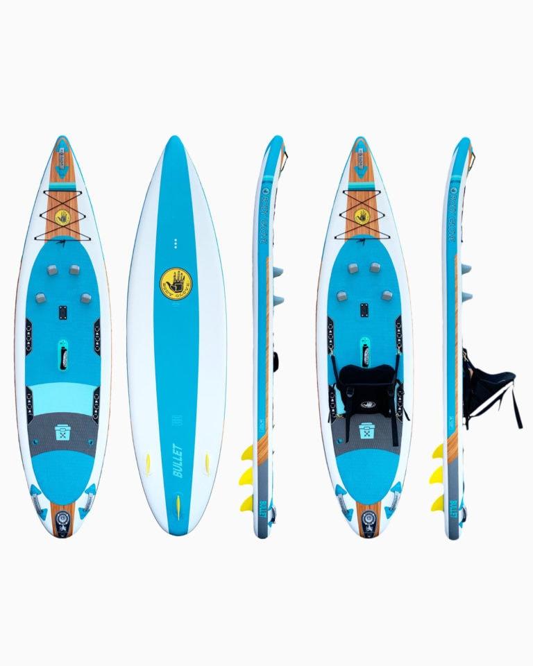 2020 Body Glove Bullet Inflatable Kayak SUP