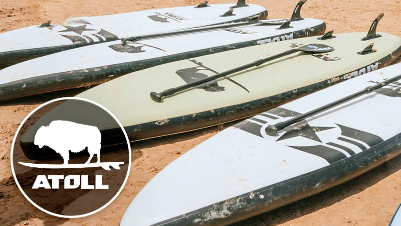 ATOLL Inflatable Paddle Board Sale