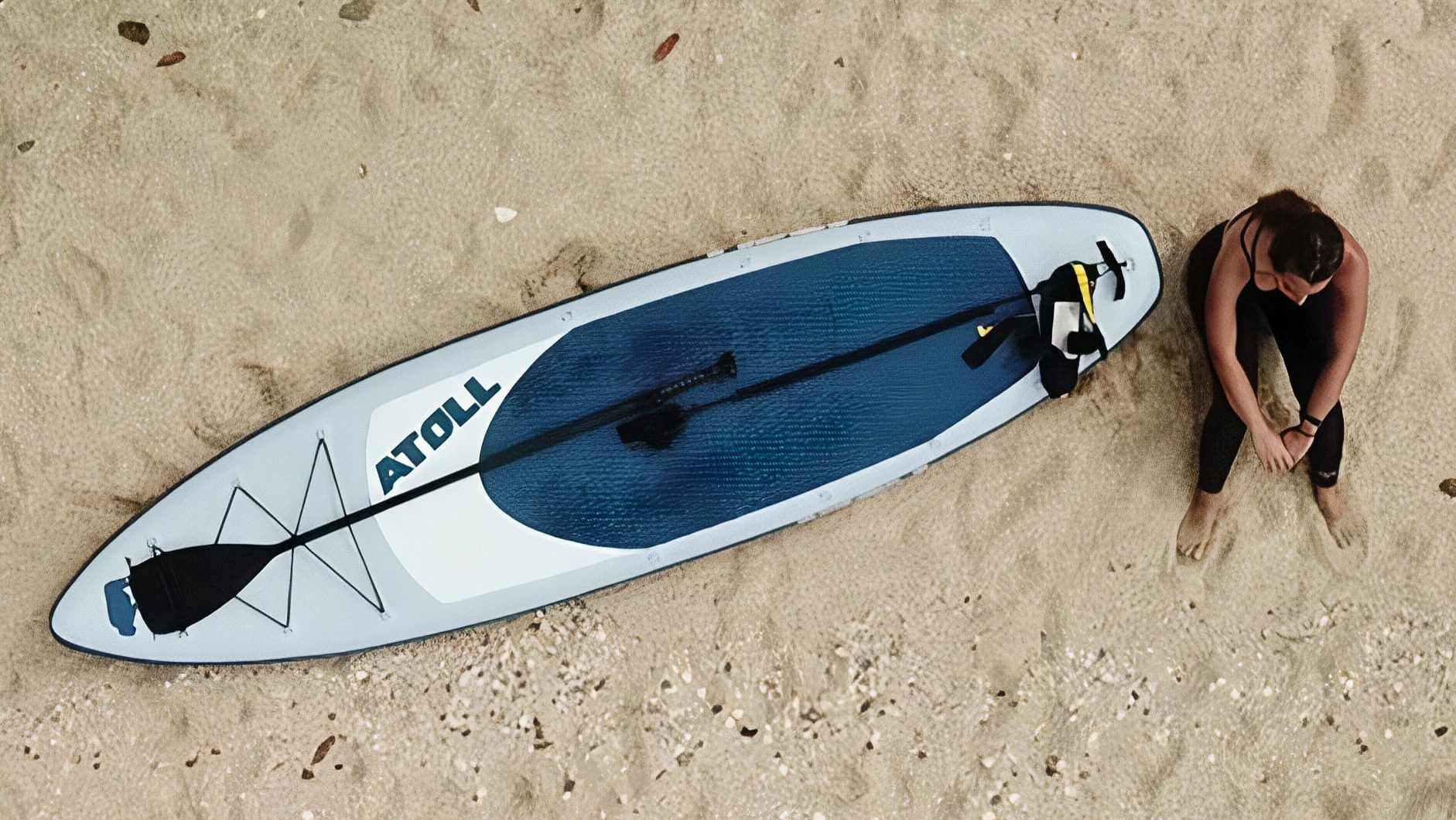 Atoll SUP Paddle Board Review
