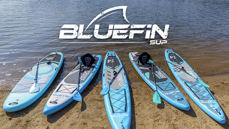 Bluefin Inflatable Paddle Board Sale