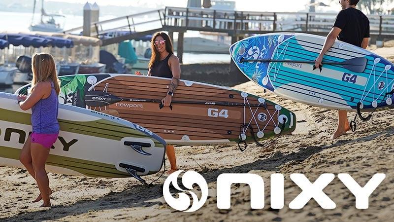 NIXY Inflatable Paddle Board Sale