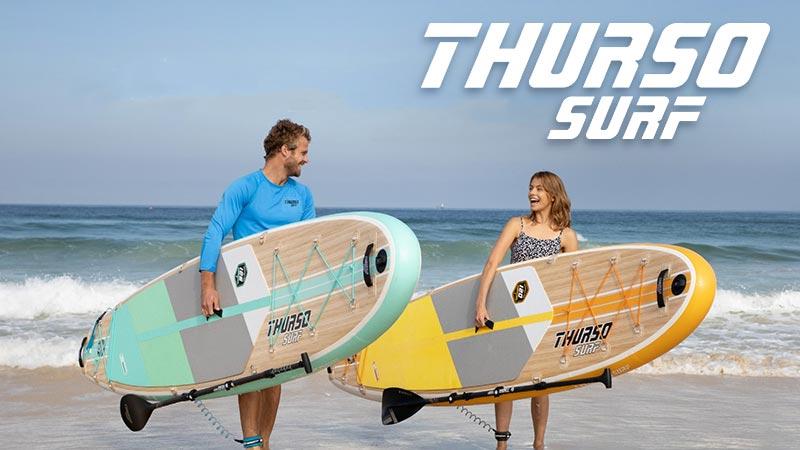 THURSO Surf iSUP Board Deals Header