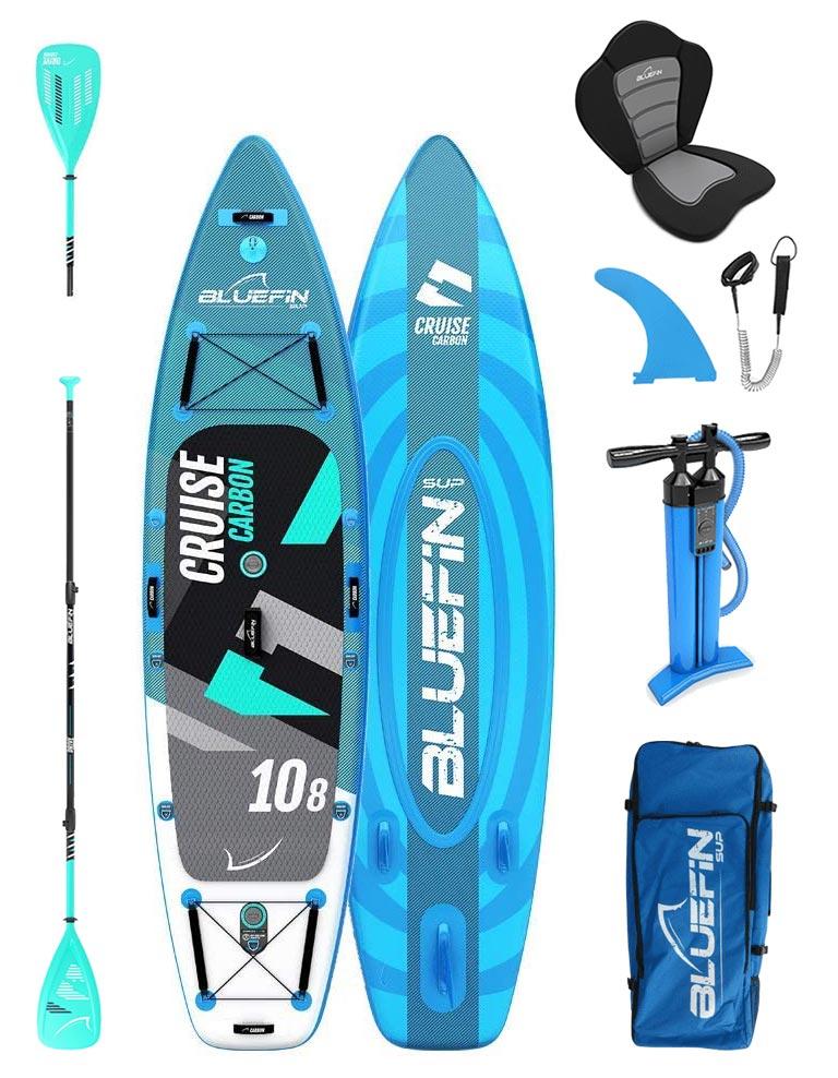Bluefin Cruise Carbon - advanced all-around SUP