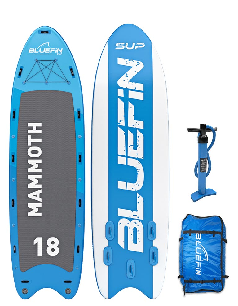 Bluefin Mammoth - group SUP