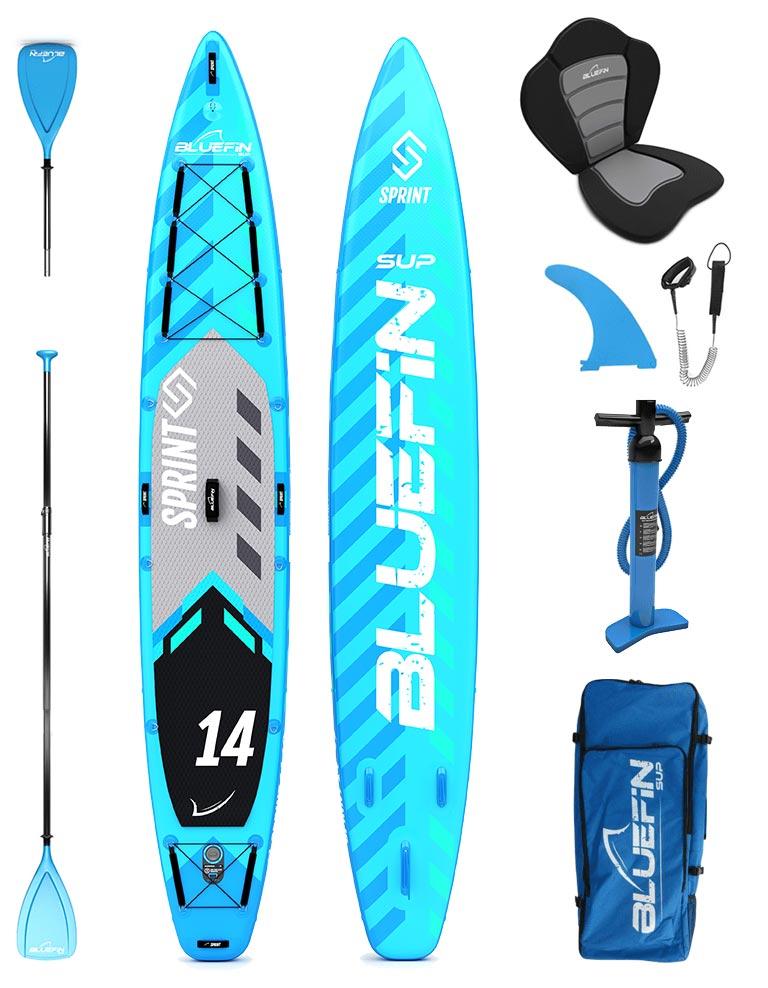 Bluefin Sprint - touring SUP