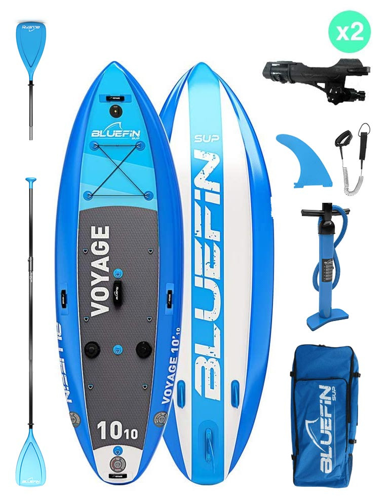 Bluefin Voyage - activity SUP