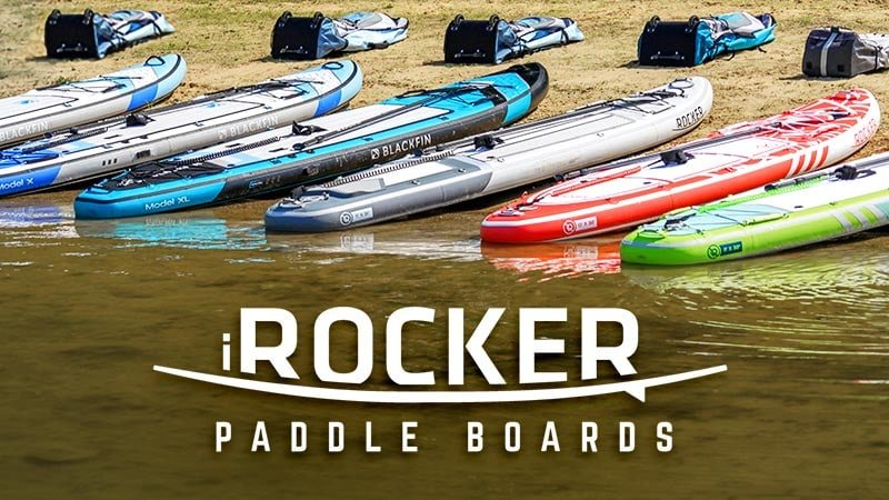 iROCKER Inflatable Paddle Board Sales