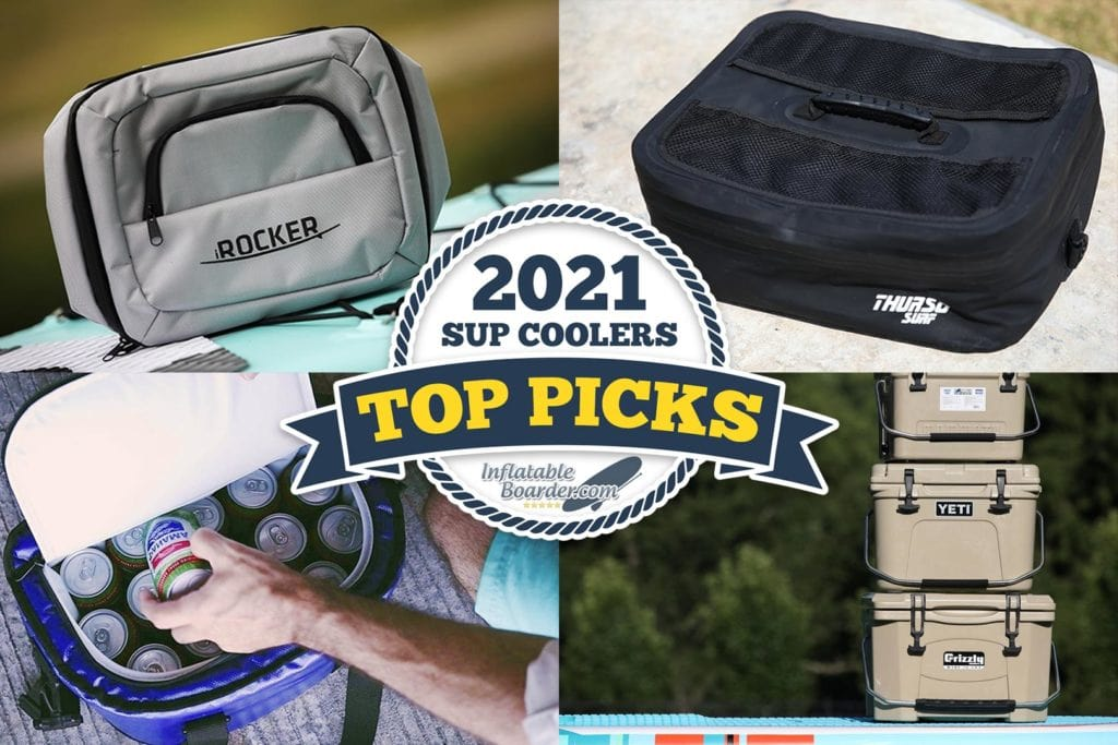 Top Picks for Best SUP Coolers Compared