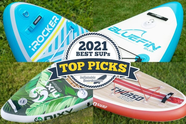 2021 best SUPs and top pick paddle boards