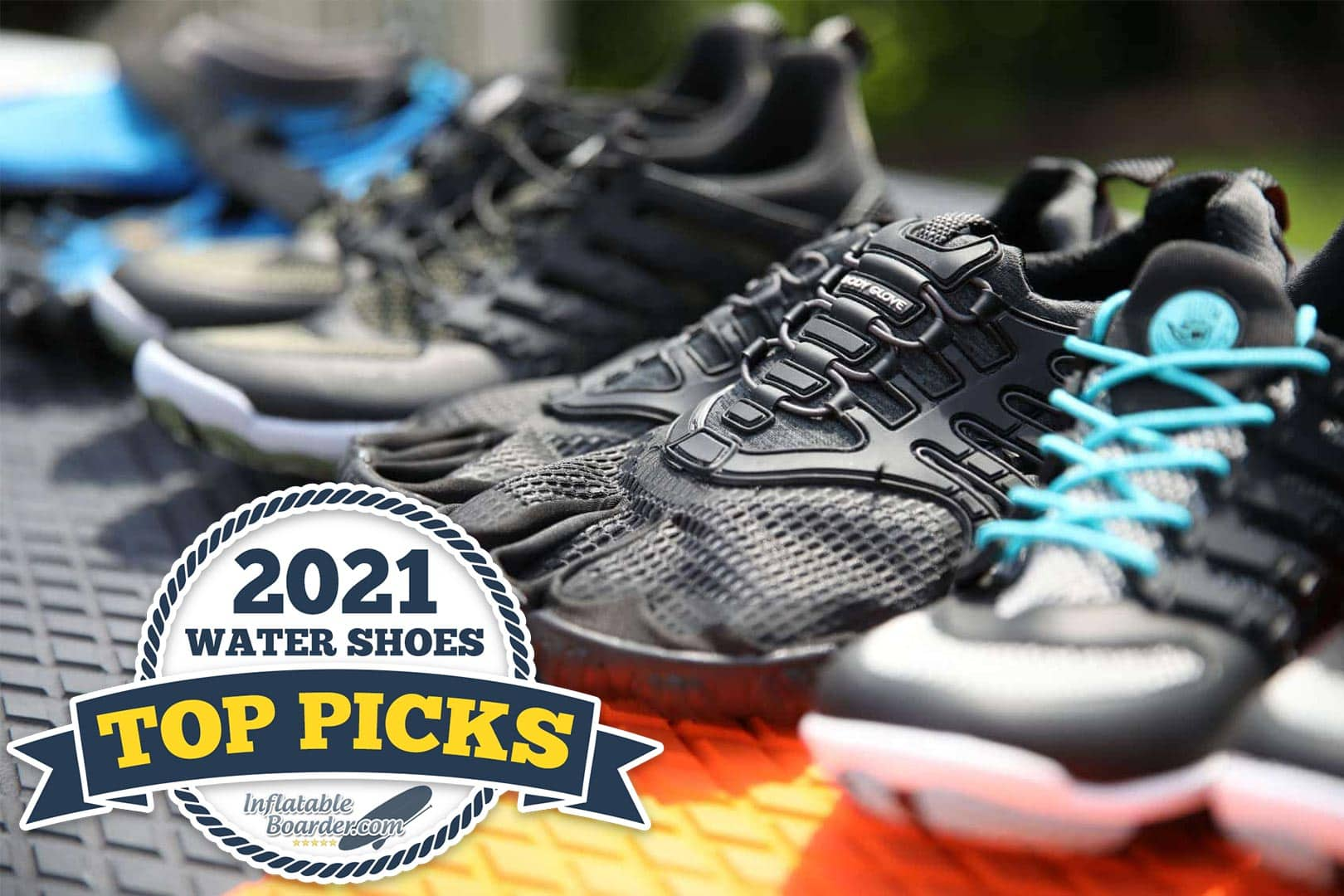 Top Picks for Best Water Shoes Compared
