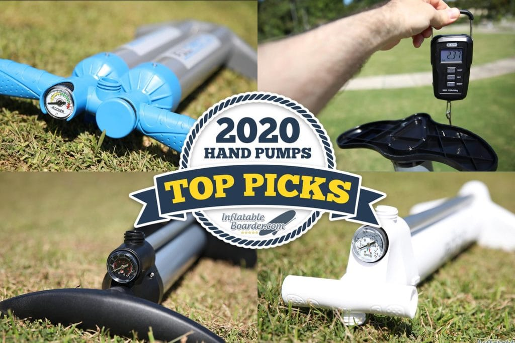 Top Picks for Best SUP Hand Pumps Compared