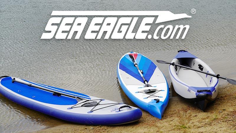 Sea Eagle iSUP Board Deals and Sales