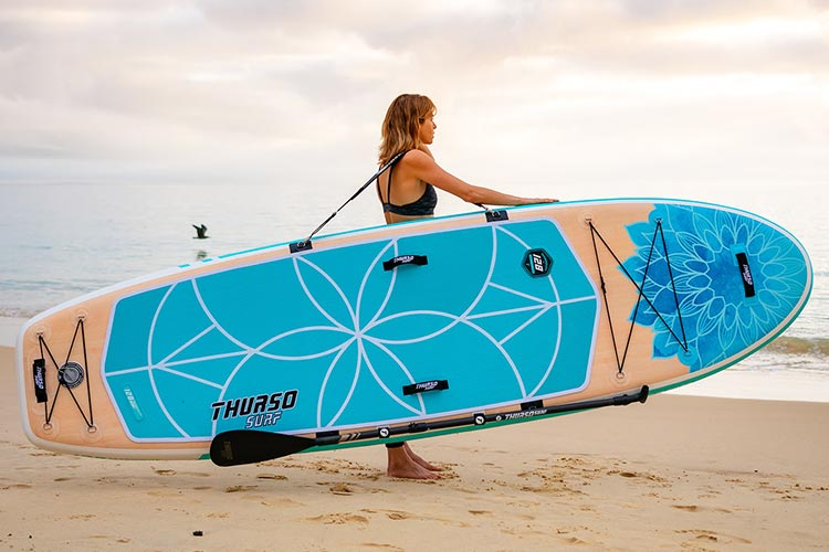 Thurso Surf Tranquility inflatable paddle board review