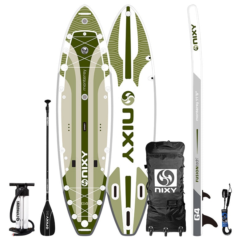 NIXY Monterey G4 — touring SUP