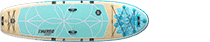 Thurso Tranquility inflatable paddle board