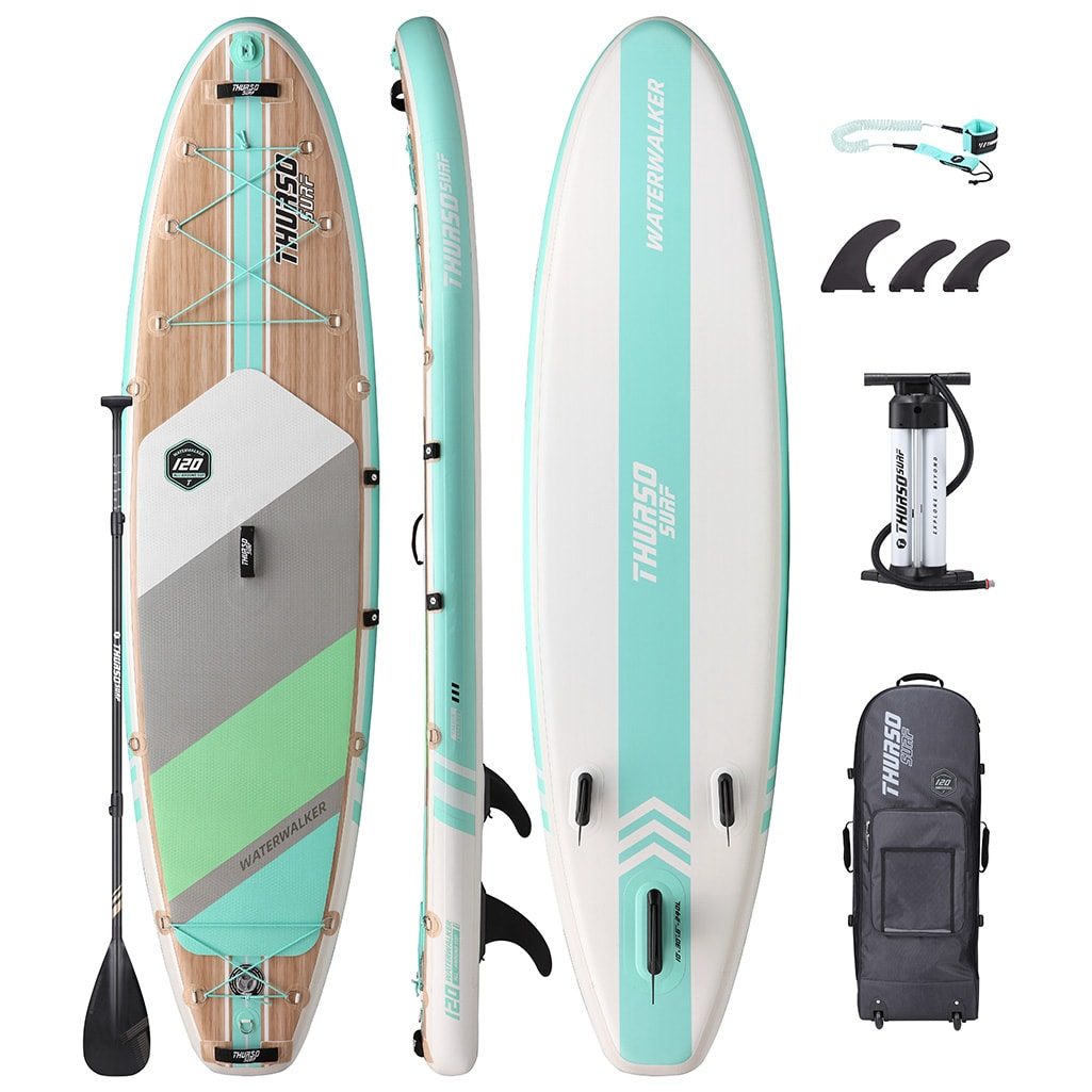 Thurso Waterwalker 120 — all-around SUP