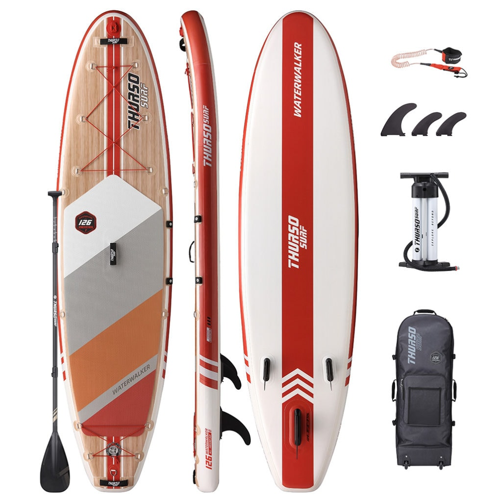 Thurso Waterwalker 126 — all-around SUP