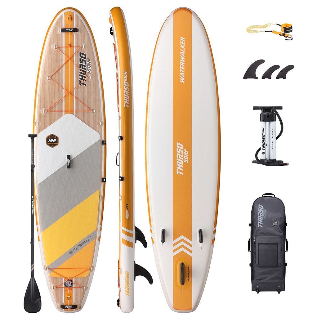 Thurso Waterwalker 132 — all-around SUP