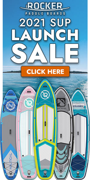 iROCKER 2021 SUP Launch Sale - Click to browse deals