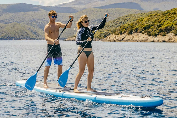 Bluefin Cruise 15' inflatable paddle board review
