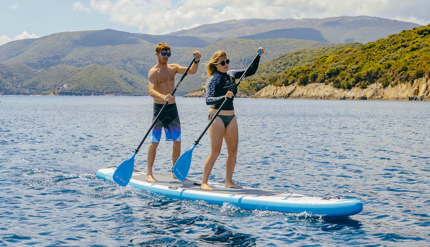 Bluefin Cruise 15' paddle board review - 2021 tandem SUP