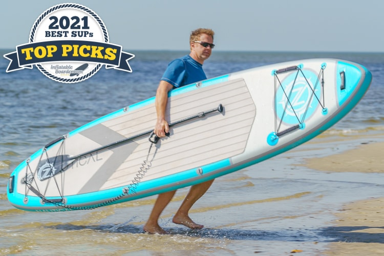 iROCKER NAUTICAL 11.6 inflatable paddle board review - Top Pick award winner