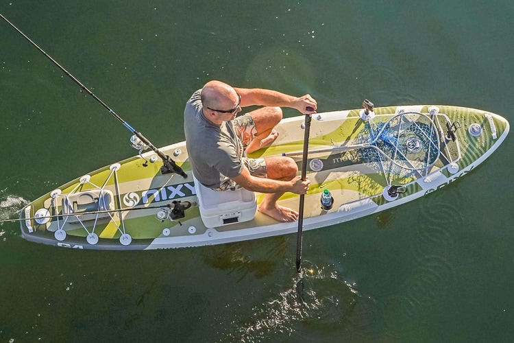 NIXY Monterey G4 inflatable paddle board review